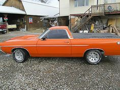 Ford : Ranchero GT 1969 Ford Ranchero GT 5.8L - http://www.usabarnfinds.com/archives/2512...Re-pin brought to you by #LowCostInsurance at #HouseofInsurance in #EugeneOregon