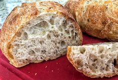 Итальянский хлеб стирато - рецепт Home Bakery, Sourdough Bread, Apple Recipes, No Cook Meals, Food Art, Artisan, Food And Drink, Cooking Recipes, Yummy Food