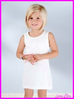 nice Cute short haircut for little girls