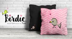 Plotter Freebie: Birdie