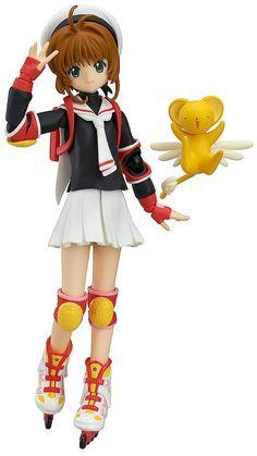 Sakura Kinomoto Figma Action Figure