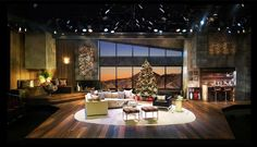 Other Desert Cities. Capital Repertory Theatre. Scenic design by Paul Tate dePoo III. 2014