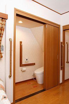 【リフォームO-uccino】奥様のために介護住宅にリフォームのリフォーム事例事例が満載!