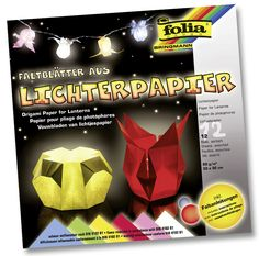 Lichterpapier von Max Bringmann sorgt für tolle Effekte und stimmungsvolle Bastelmöglichkeiten. Mehr unter http://www.folia.de/index.php?id=140