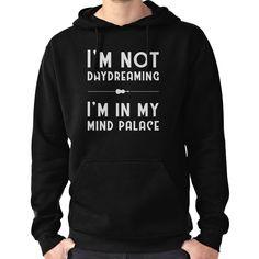 'Sherlock, Mind Palace (B&W)' T-Shirt by JoyfulTypist - Top Trends