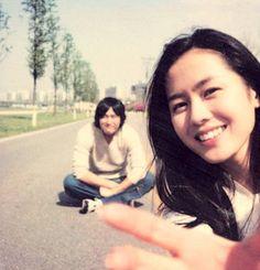 손예진 (Son Yejin), 정우성 (Jung Woosung)
