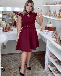 Summer Fashion Outfits, Spring Outfits, Winter Outfits, Casual Outfits, Fashion Dresses, Simple Dresses, Beautiful Dresses, Curvy Fashion, Womens Fashion