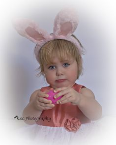 The cutest Easter Bunny EVER!!! <3