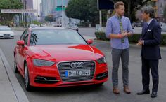 Watch the Audi A3 Sportback e-tron plug-in hybrid on the roads of Santa Monica http://www.dchaudioxnard.com/index.htm