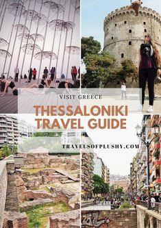 Visit Greece: Thessaloniki travel guide - Rotunda