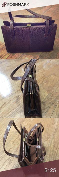 Selling this Vintage bespoke custom purse 1950's Lee Kee shoe on Poshmark! My username is: onemanstrashwp. #shopmycloset #poshmark #fashion #shopping #style #forsale #Vintage #Handbags