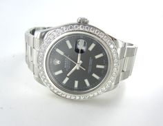 ROLEX WATCH @Michelle Flynn Coleman-HERS one watch I would love to have.