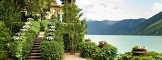 | Villa Fogazzaro Roi, Valsolda (Como)