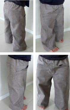 Primo Pants PDF Pattern