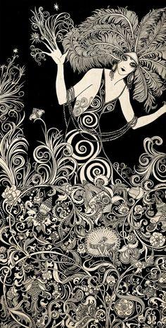 by Sveta Dorosheva #illustration