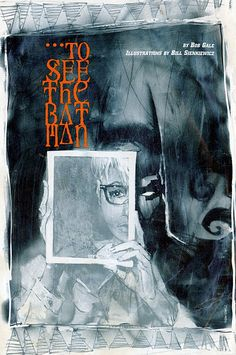Batman by Bill Sienkiewicz *