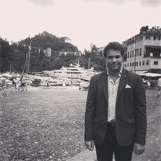 B&N in #Portofino, #Italy #Summer2014