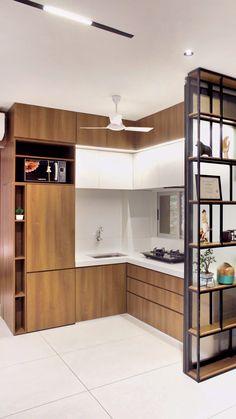 Modular Kitchen - Photography did for Marketing & Advertising Made by Make Me Brand in Surat, Gujarat, India Kitchen Bar Design, Home Decor Kitchen, Interior Design Kitchen, Home Room Design, Cuisines Design, Küchen Design, Apartment Interior, Marketing Branding, Furniture Design
