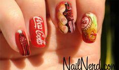 Coke nails