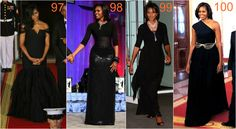 michelle obama kreacje wieczorowe Michelle Obama, Prom Dresses, Formal Dresses, Fashion, Moda, Formal Gowns, Fasion, Trendy Fashion, Prom Gowns