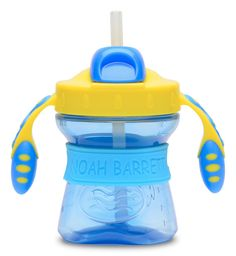 Award-winning 3D Custom KoalaLabels are uniquely designed for sippy cups and baby bottles. These fun, reusable labels are the safe and smart