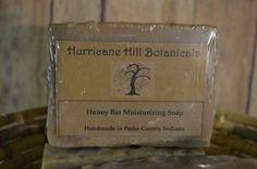 Honey Bar with Goat's Milk by HurricaneHill on Etsy