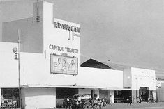 Bioskop Kranggan Surabaya 1950