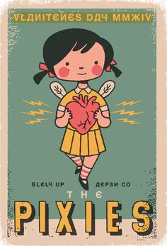 GigPosters.com - Pixies, The