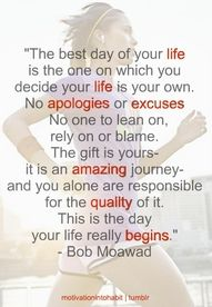 Decide today to change your life inside and out. You be your own strength and motivation. It's up to you to change it nobody else! Get healthy and fit! You are in control! www.facebook.com/tharperfitnessmotivation
