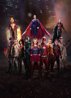 The Flash Supergirl Arrow CW Poster Textless by on DeviantArt Series Dc, Flash Tv Series, Supergirl Tv, Supergirl And Flash, Melissa Supergirl, Arrow Flash, Flash Wallpaper, Superman Wallpaper, Superhero Shows