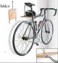 indoor bicycle storage