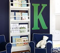 Madison 4-Shelf Bookrack #pbkids