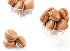 Macarons au chocolat Lenôtre by pozhidaeva, via Flickr