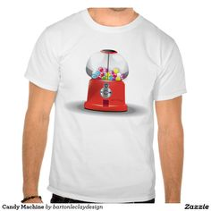 Candy Machine T Shirts