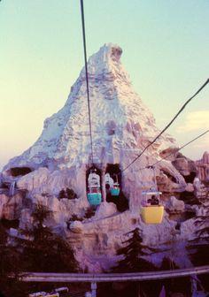 Matterhorn, Disneyland