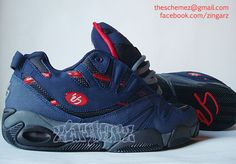 Dc Shoes Men, Dad Shoes, Girls Shoes, Me Too Shoes, Retro Sneakers, Sneakers Nike, Funny Shoes, Skate Shoes, Shoes Tennis