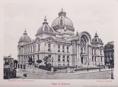 O mie noua sute si ceva - Bucurestii Vechi si Noi Little Paris, Bucharest Romania, Rotterdam, Taj Mahal, Europe, Memories, French Style, Building, Classic