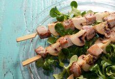Mit főzzek ma? Könnyed kedvencek keddre Asparagus, Sushi, Bacon, Vegetables, Food, Drinks, Drinking, Studs, Beverages
