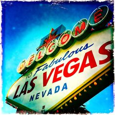 Welcome to sin city...