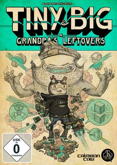TINY & BIG by Sebastian Stamm