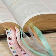How to Add More Ribbons to Your Bible With This Bible Ribbon Bookmarks Tutorial