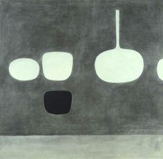 """William Scott (15 February 1913 – 28 December 1989). """"Абстракционизм - abstract art"""" в социальных сетях - http://www.1abstractart.com/---abstract-art"""