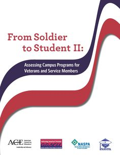 From Soldier to Student, II by Lesley McBain, Young M. Kim, Bryan J. Cook, and Kathy M. Snead (2012). Updates the 2009 study of college and university programs, services, and policies available for veterans and military service members. Examines policy changes since 2009 based on both legislative changes and increased enrollment by veterans. Provides information on average enrollment, types of services offered, placement of services within the institutional structure, and financial aid.