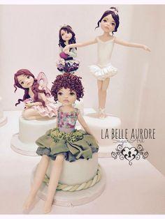 Little+woman+-+Cake+by+La+Belle+Aurore