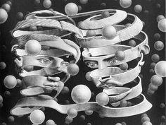 I paradossi di Escher a Bologna. Con la grande retrospettiva sul genio olandese riapre Palazzo Albergati: totalmente restaurato, dopo il devastante incendio