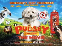 Win the ultimate Pudsey The Dog: The Movie Goody Bag! In cinemas July 18th