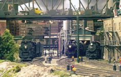 find scenery items at http://www.model-trains.org/