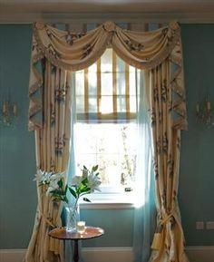Estas cortinas son un dulce