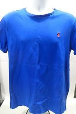 Polo Ralph Lauren Essential T Shirt Custom Fit Size Large (L) Blue Orange Pony in Clothing, Shoes & Accessories, Men's Clothing, Casual Shirts   eBay