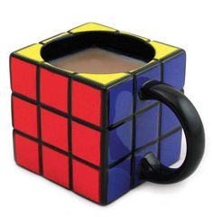 These Cups are Perfect for the Geeky Caffeine Craver #coffee #coffeecup trendhunter.com
